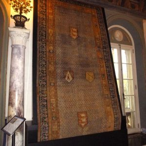 Rug Easel and Storage Unit – Vizcaya Museum and Gardens
