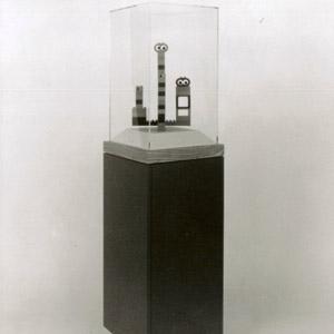 SmallCorp Case photographed by Elsa Dorfman, December 1988