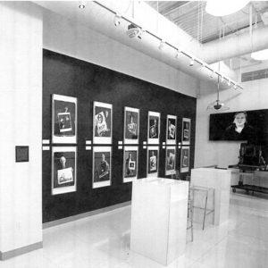 Elsa Dorfman Polaroid Exhibit, Las Vegas, April 2014
