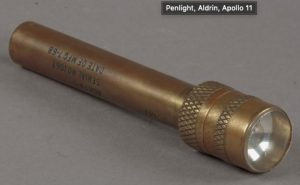 SmallCorp is making a case for the Richard Nixon Library to house Buzz Aldrin's Penlight